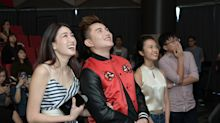 Singapore celebrity couple Shane Pow and Kimberly Wang talk marriage proposals