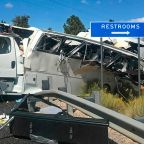 4 die after bus with Chinese tourists crashes in Utah