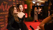 'Mulan' delayed by coronavirus as stars walk the red carpet for the European premiere