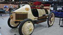 Ferdinand Porsche's first hybrid could have revolutionized the car