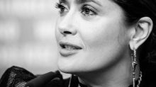 Fans go wild for 54-year-old Salma Hayek's ageless swimsuit photo