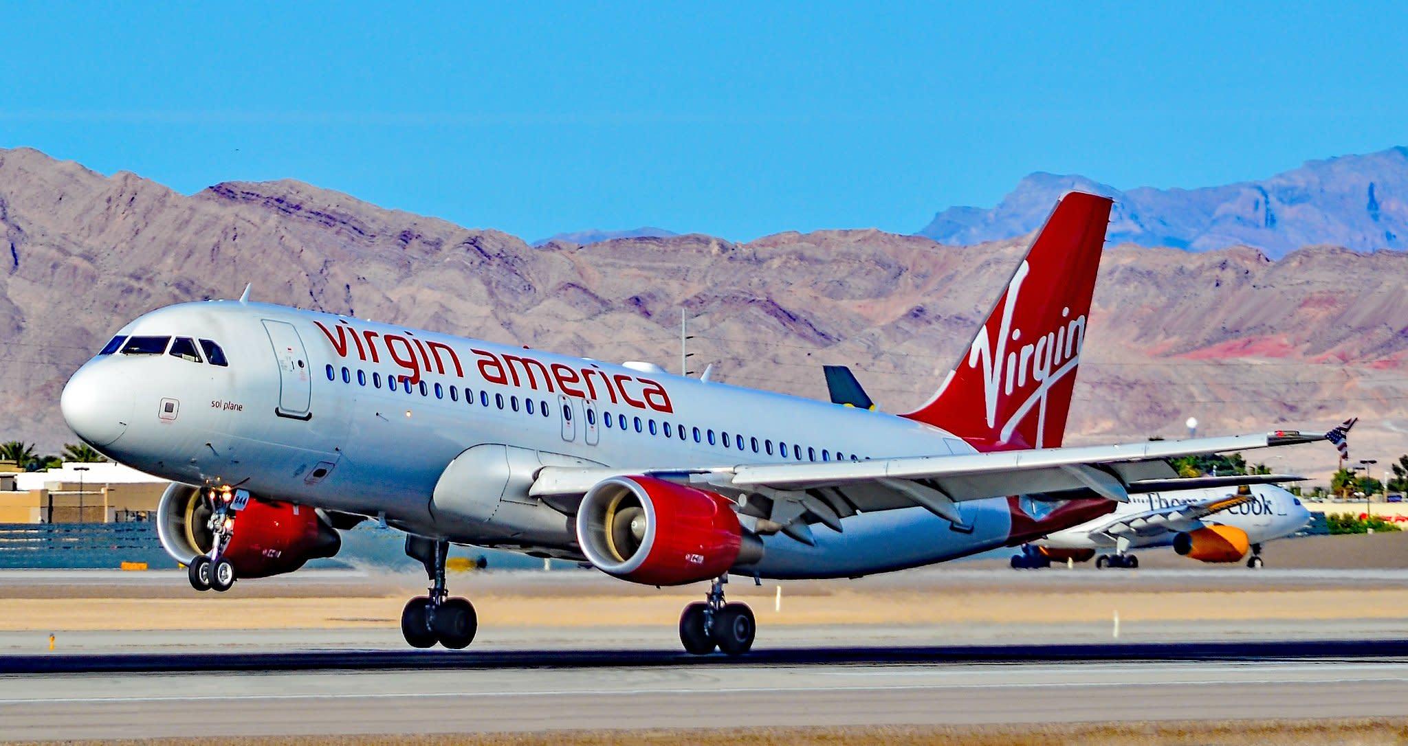 Virgin America Flies Final Flight