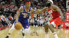 Sixers close out regular season tonight against Houston
