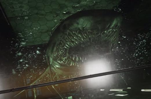 Of course there's a shark in this 'Call of Duty' Exo Zombies video