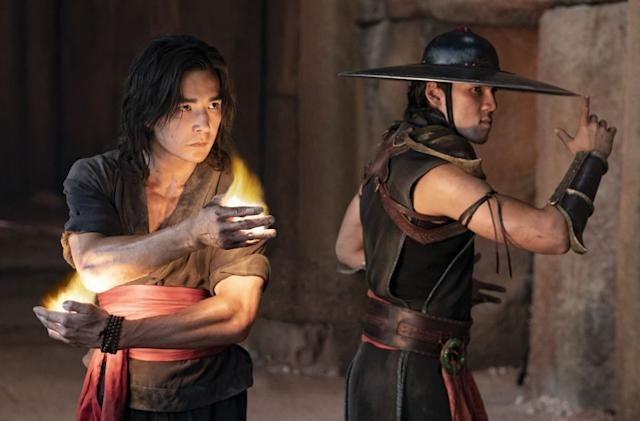 The new 'Mortal Kombat' movie has been delayed one more week