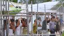 Asylum seekers at Australian-run detention centre told to leave or miss U.S. resettlement