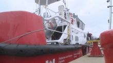 Boblo Island ferry crew teams up with Coast Guard to rescue man from Detroit River