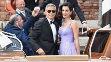 Amal Clooney Steals the Show During Her and George's First Public Appearance Since Welcoming Twins