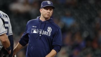 Padres fire manager amid disappointing season