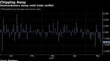U.S. Stocks Finish Lower as Trade Jitters Hit Tech: Markets Wrap