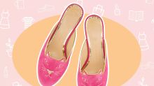WANT/NEED: Pink suede kitty flats worth dreaming about, and more stuff you want to buy