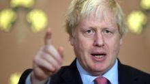 Russian foreign ministry says Boris Johnson 'poisoned with hatred and anger' over Nazi Germany comments
