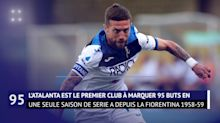 Serie A - L'Atalanta, une saison de records