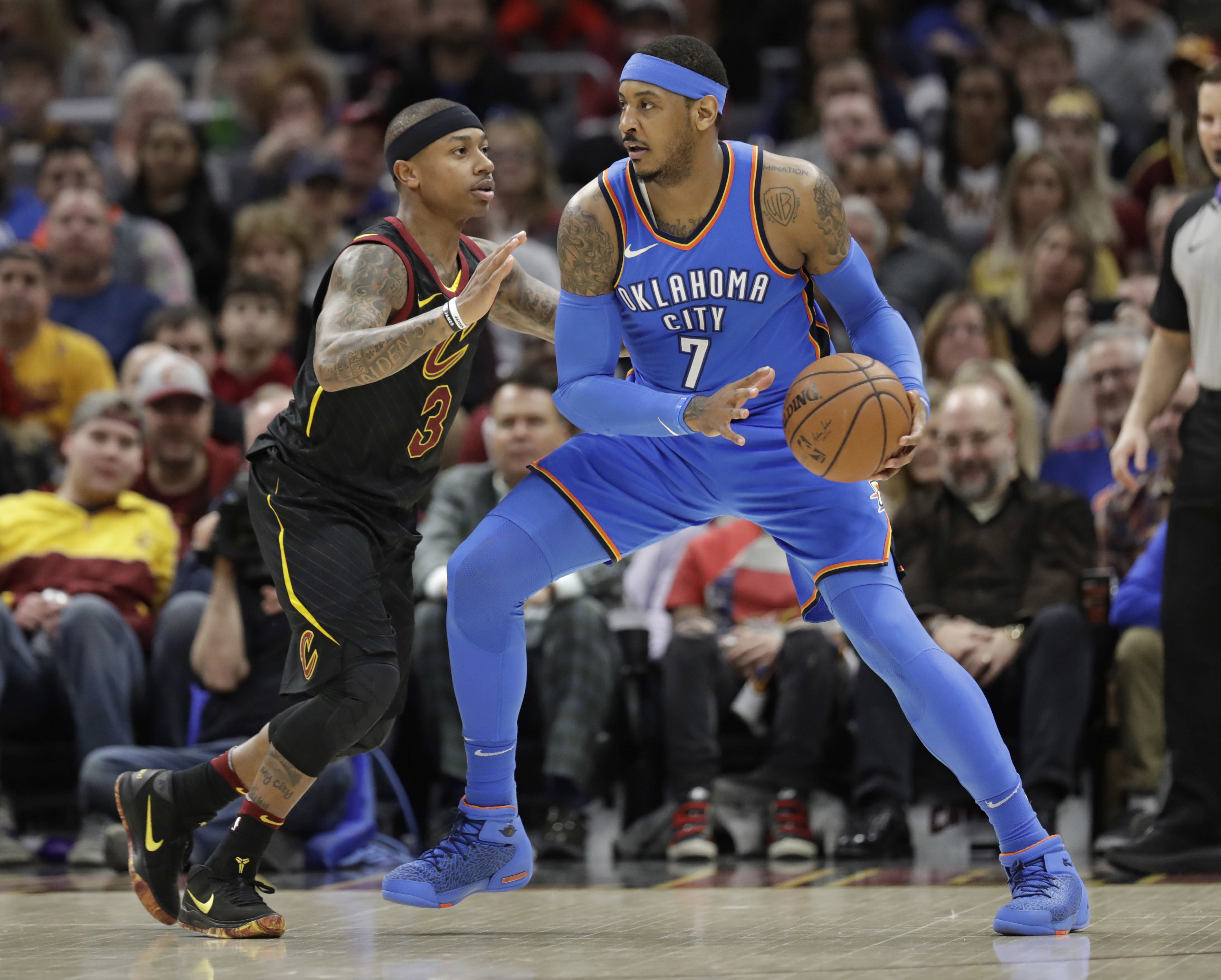 Carmelo Anthony becomes 21st player to score 25,000 points
