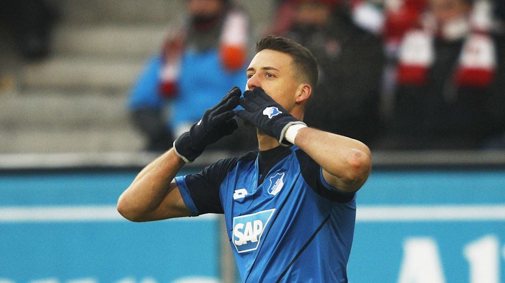 Sandro Wagner wohl Thema in der Premier League