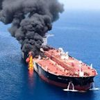 U.S. Says Tehran Is to Blame for Attacks on Fuel Tankers
