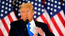 Trump reconoce por primera vez la victoria electoral de Biden, aunque añade un matiz