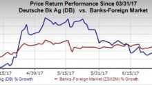 Will Deutsche Bank (DB) Rally Further Post Q2 Earnings?