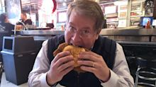 Fish Sandwich Chronicles: First Commonwealth CEO Mike Price at Original Oyster House