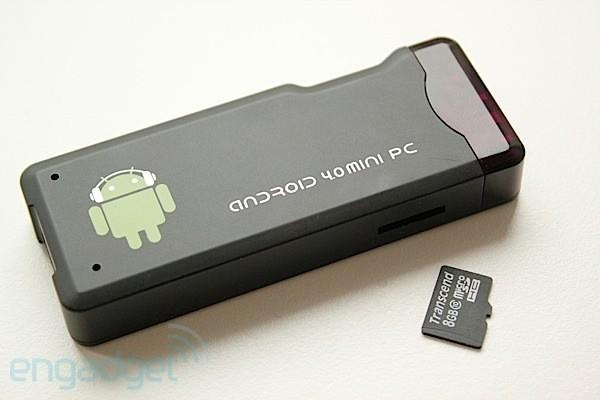 Linux lands on Android 4.0-toting MK802 mini PC