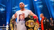 The end for former heavyweight champ Fury?