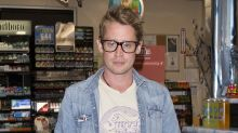 Macaulay Culkin Steps Out to Dinner With Brenda Song in Rare Appearance
