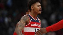 Wizards' Kelly Oubre appears to throw punches in Friday's scuffle, or did he?