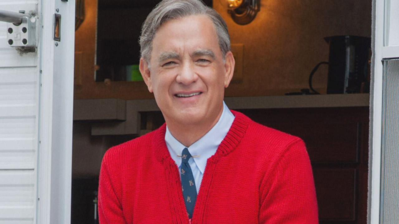 Tom Hanks Takes On Neighborly Role As Fred Rogers In First Photo From New Biopic