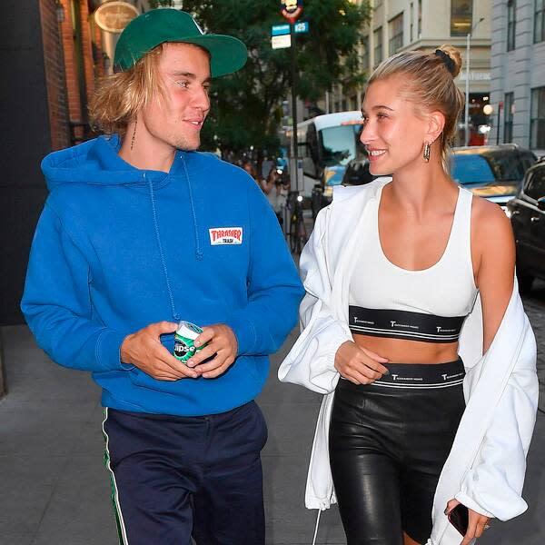 Justin and Hailey Bieber Threaten to Sue Plastic Surgeon Over TikTok Videos - Yahoo Entertainment
