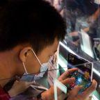 Shares slide after China brands online games 'electronic drugs'