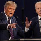 Presidential Debate: Grade Trump vs. Biden (And How Did Chris Wallace Do?)
