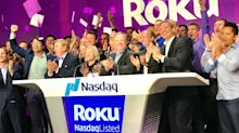 Roku, the year's hottest tech IPO, has been one of the most volatile. That may not be so bad, traders say