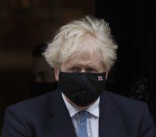 Boris Johnson's office says court debt order 'without merit'