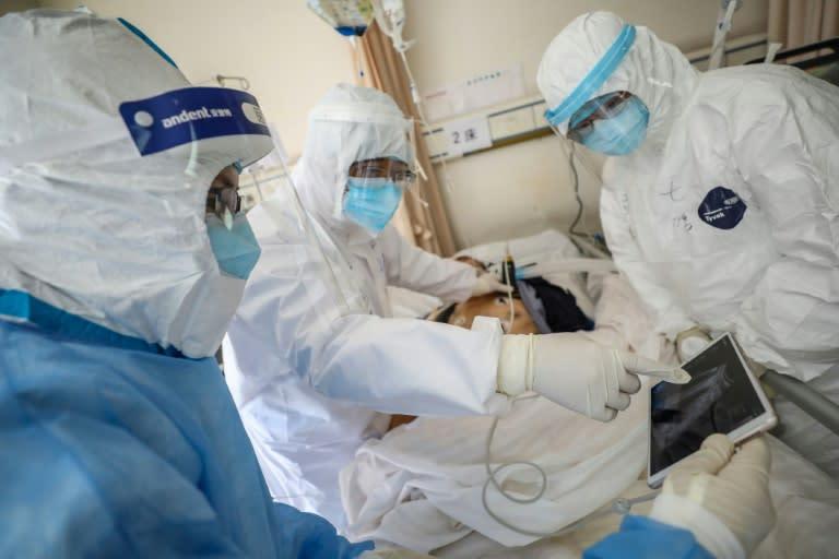 Coronavirus Death Toll Tops 2,000 Globally
