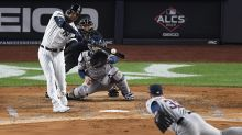 Yankees finally beat Justin Verlander to keep their season alive