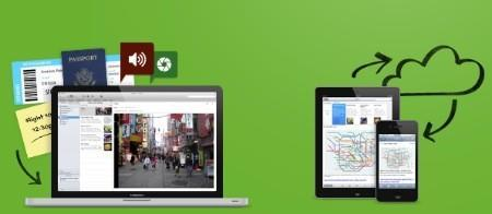 Evernote updates iOS app, announces partnership with Post-It and creates Evernote Market at EC3 conference