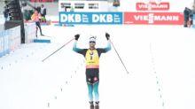 Biathlon - «Un dernier tour de piste», le nouveau livre de Martin Fourcade