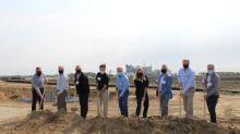 Renewable Energy Group Breaks Ground on Wind Turbine in Albert Lea