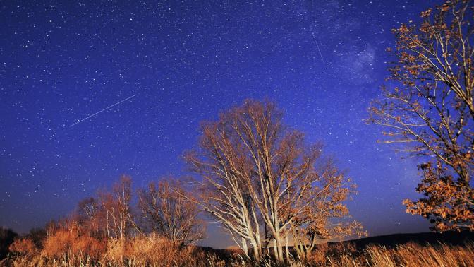 Orionides : où et quand voir la pluie d'étoiles filantes cette nuit ?