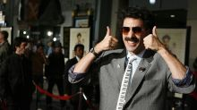 'Borat 2' has a very long and very rude title