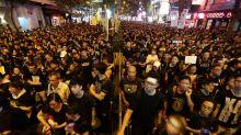 Pese a la suspensión de la ley de extradición, Hong Kong vive su mayor protesta