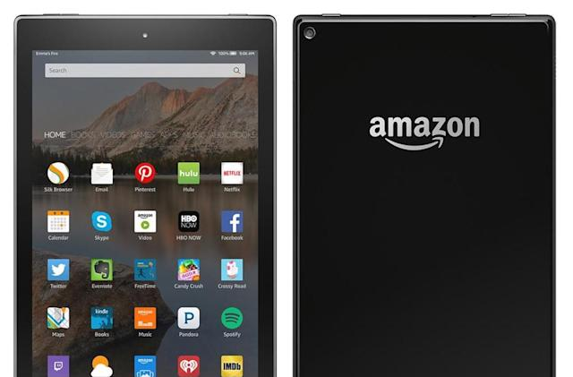 Amazon's next Fire tablet could look a lot more like Android