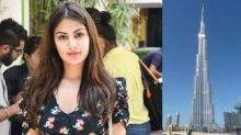 Rhea Chakraborty's Dubai connection in Sushant Singh Rajput Case