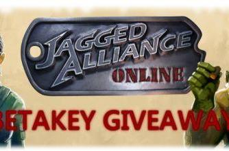 Grab a closed beta key for Jagged Alliance Online