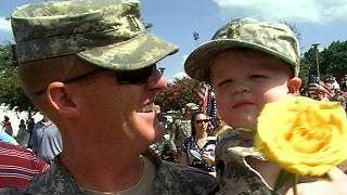 114th Military Police Company Returns From Iraq