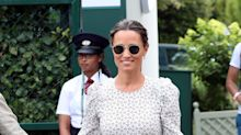 Pippa Middleton Just Stepped Out in Public With Her Newborn Son for the First Time Since Giving Birth