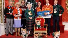 最 Warm 的聖誕節!Madame Tussauds of London 為英國皇室塑造最新家庭照?