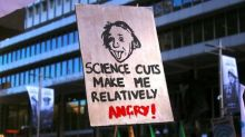 March for Science draws big crowds, clever signs across U.S.