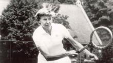 Louise Brough, la reina de la pista central de Wimbledon