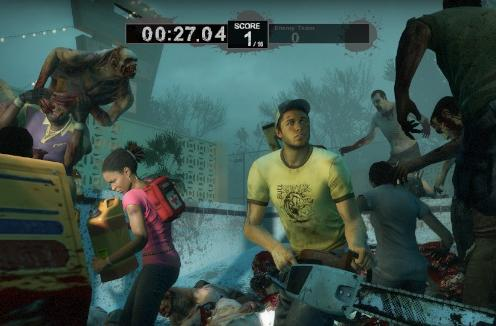 Left 4 Dead 2: now with 4 times as many pre-orders